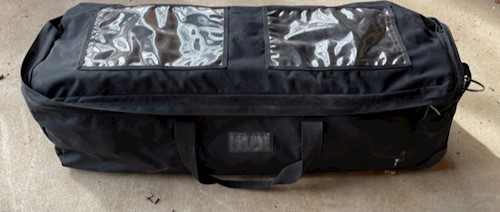 Blackhawk Load Out Bag with Wheels PN 20LO00BK 43 x 15 x 13 SWATCH