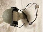Gentex 132A CVC Tank Helmet with all Comms Medium THUMBNAIL