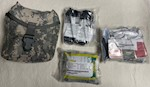 10th Group SUPER SIZED ACU SEKRI IFAK Medic First Aid Kit w Trauma AND First Aid Modules THUMBNAIL