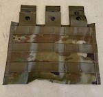 MultiCam Side X Triple Mag 30 Round  MOLLE Ammo Pouch Propper THUMBNAIL