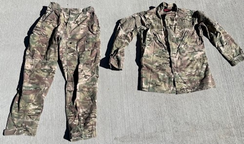 2-Piece DRIFIRE Fortrex Flight Suit Pants and/or Jackets Like the A2CU A2MCU LARGE