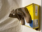 CLOSEOUT! Belleville DST Summer Weight (NOT Gore-tex) Desert Tan Boots Size 3 1/2 Reg & 3 1/2 Narrow THUMBNAIL
