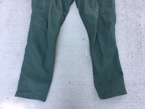 Blackhawk Warrior Wear MDU Slick Pants 3X/Long Olive Drab SWATCH