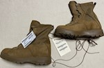 Coyote Brown Issue Boots McRae GORE-Tex Cold Weather Size 10.5 Wide THUMBNAIL