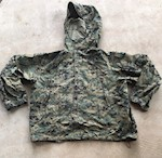 Marine Corp Woodland Digital Gore-tex Jacket ISSUE 2X THUMBNAIL