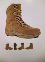 Reebok Coyote Tactical Rapid Response SWAT Boot Soft Toe # 8877 THUMBNAIL