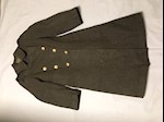 World War II Wool Trench Overcoat THUMBNAIL