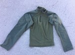 Combat Shirt Tactical Response Olive Drab TruSpec 1/4 Zip THUMBNAIL