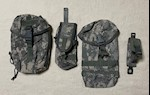 4 (FOUR) New Tactical Tailor Pouches THUMBNAIL