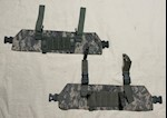 2 Set of 2 Tactical Tailor MAP Modular Assault Panel ACU Digital THUMBNAIL