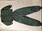 1963 Vietnam Era CWU-9/P USAF SAC High Altitude Flight Jacket & Trouser SET Medium THUMBNAIL