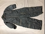 1958 Vintage USAF Vietnam Era CWU-1/P Insulated Flyers Coverall THUMBNAIL