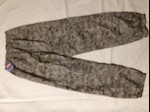 EPIC Fabrics Marine Corp Woodland Digital Wind Pants Size 2X/Long THUMBNAIL