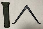 Authentic Vietnam USGI M16 Bipod with XM3 (4th Pattern) Casecase THUMBNAIL