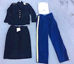 Army FEMALE Enlisted Dress Blue Set Brand New Size 16 THUMBNAIL