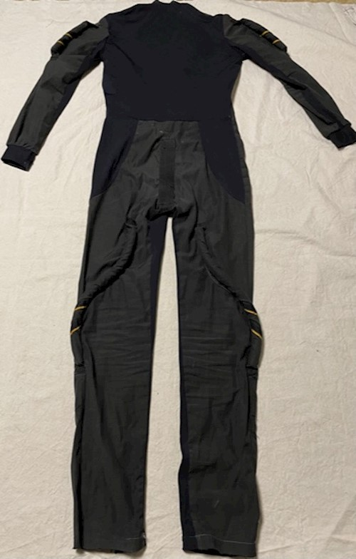Army Golden Nights Parachute Flight Suit with Patch SWATCH