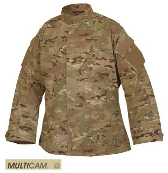 Crye Precision MultiCam Uniform TruSpec