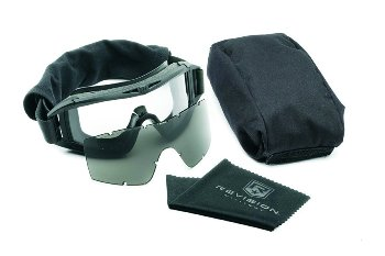 Closeout! Revision Eye Wear Desert Locust Military Goggle System Foliage MAIN