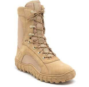 USGI Rocky S2V Boot Desert Tan LARGE