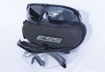 ESS Crossbow 2X Safety Goggles/Sunglasses