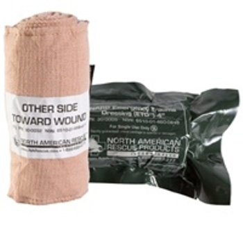 USGI Israeli Bandage Emergency Trauma Dressing ETD_LARGE