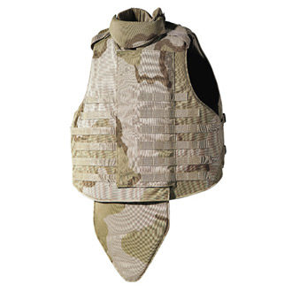 Interceptor DCU Tri-Color Desert Plate Carriers & Accessories