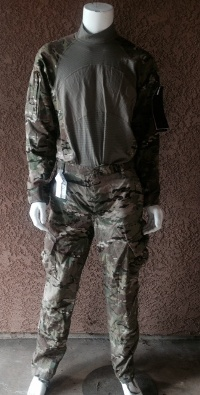 Massif Army Combat Shirt ACS MultiCam - Military and Army Surplus