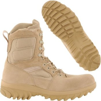 Altama Desert Hoplite ACU Tan Combat Boot - Military and Army Surplus