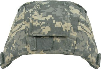 ACH MICH Helmet Cover ACU Digital Camouflage