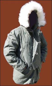USAF N3B Parka Extreme Cold Weather