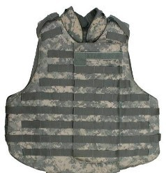 Interceptor OTV IBA ACU Digital Plate Carrier w collar & KEVLAR