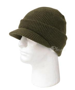 Wool Jeep Cap
