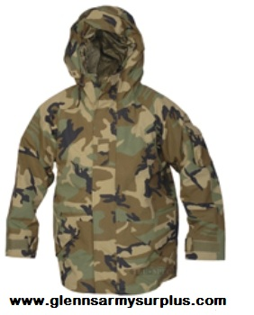 Gen I Gore-Tex Parka &Trouser SET Woodland BDU CLOSEOUT! Mini-Thumbnail