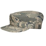 Air Force Digital Tiger Stripe Patrol Cap THUMBNAIL