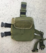 Tactical Tailor Drop Leg Dump Pouch Ranger Green THUMBNAIL