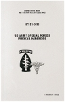 Special Forces Medical Handbook US Military Issue THUMBNAIL