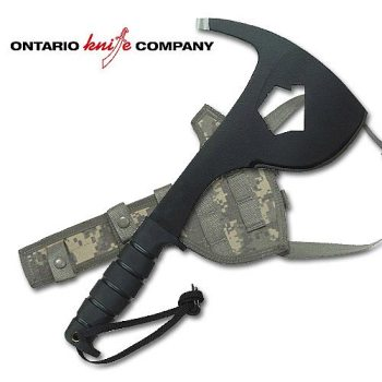 Ontario Knife SP16 SPAX ACU Digital Cover