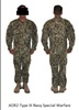 US Navy AOR 2 Type III NWU Combat Uniforms Mini-Thumbnail