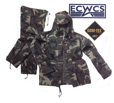Gen I Gore-Tex Parka &Trouser SET Woodland BDU CLOSEOUT!