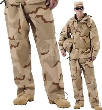 DCU Desert Tri-Color Gore-Tex Parka and/or Trouser Gen I