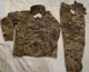Level 5 Gen III OCP MultiCam Soft Shell Cold Weather Gear SWATCH