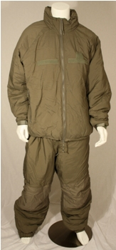 ECWCS Generation III Level 7 Extreme Cold Weather Parka and/or Trousers LARGE