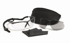 UVEX XC Military Goggle Eye Protection Combo Pack