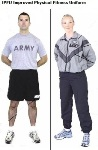 IPFU Army Physical Training Fitness Uniform
