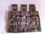 MultiCam Side X Triple Mag 30 Round  MOLLE Ammo Pouch