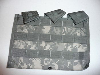 M/A 5.56 Triple Magazine Pocket 30 Round Direct Action ACU MOLLE