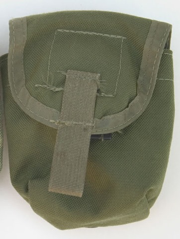 Tactical Tailor Small Utility Pouch Ranger Green MAIN