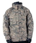 Closeout! USAF APECS ABDU Digital Tiger Stripe Camo Gore-Tex Outwear THUMBNAIL