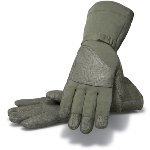 Masley Cold Weather Flyer's Glove CWF Green THUMBNAIL