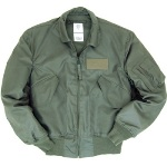 USGI Nomex CWU 36/P OD Flight Jacket Small